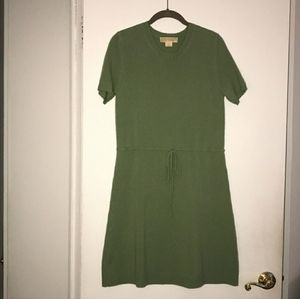 Michael Kors 100% Cashmere sweater dress